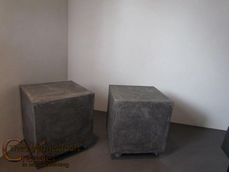 betoncire meubels verijdbaar