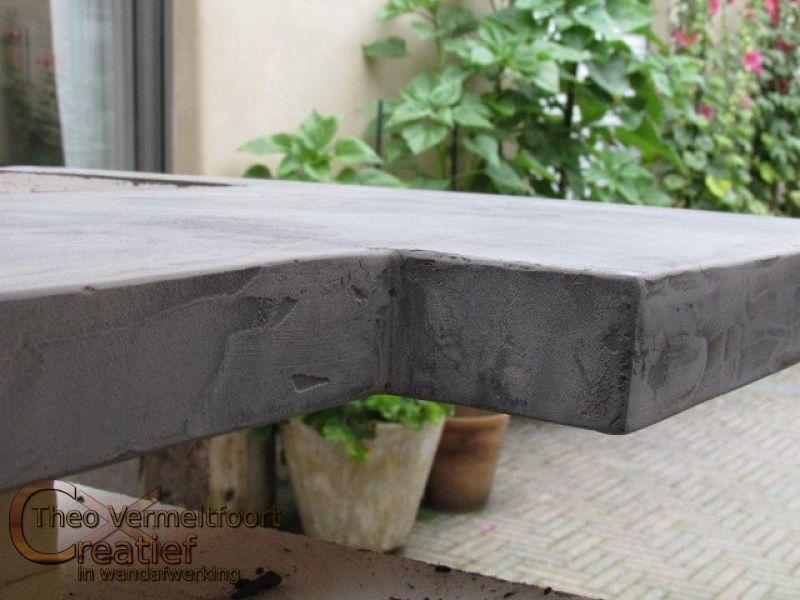 beton ciré aanrechtblad keuken